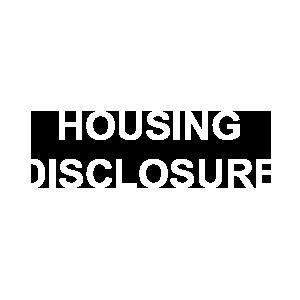 Housing Disclosure